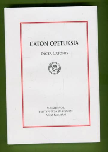 Caton opetuksia - Dicta Catonis