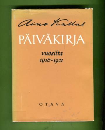 Päiväkirja 1916-1921