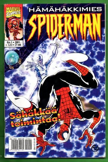 Hämähäkkimies 1/01 (Spider-Man)