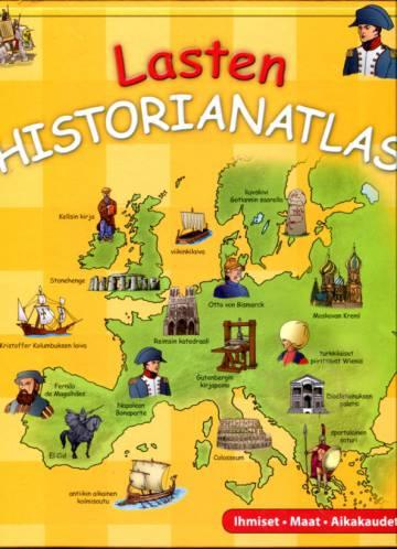 Lasten historianatlas