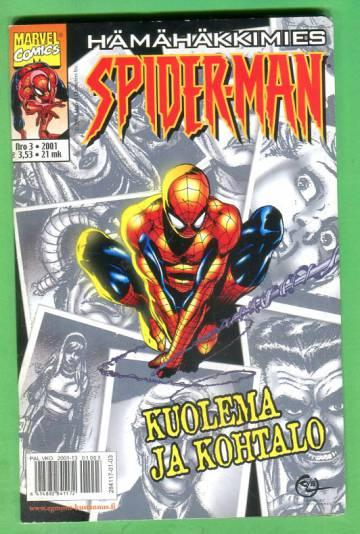Hämähäkkimies 3/01 (Spider-Man)