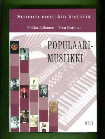 Suomen musiikin historia - Populaarimusiikki