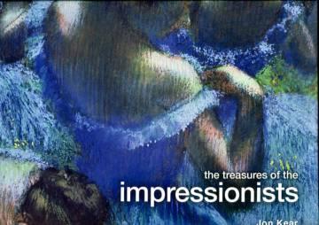 The Treasures of the Impressionists + säilytyskotelo