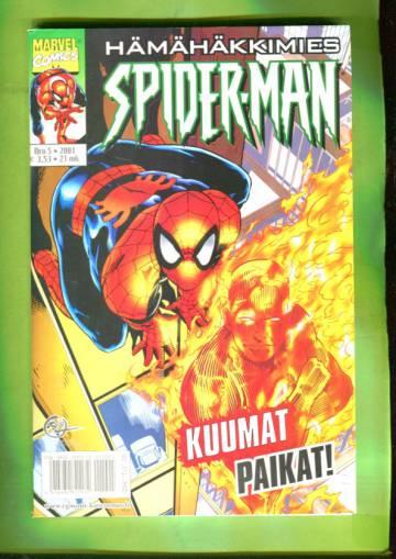 Hämähäkkimies 5/01 (Spider-Man)