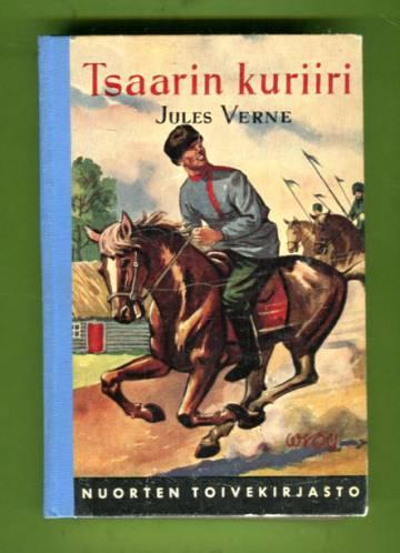 Tsaarin kuriiri (Nuorten toivekirjasto 69)