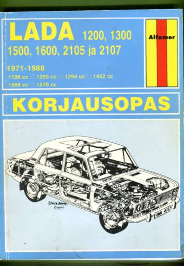 Lada - Korjausopas (1971-1988)