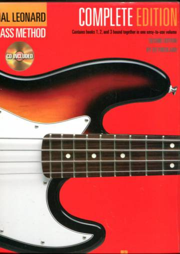 Hal Leonard Bass Method - Complete Edition
