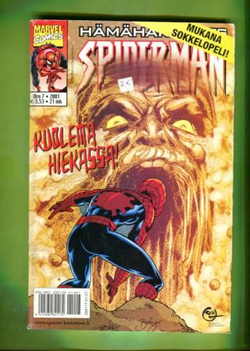 Hämähäkkimies 7/01 (Spider-Man)