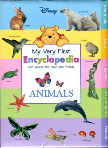 My Very First Encyclopedia with Winnie the Pooh and Friends - Animals