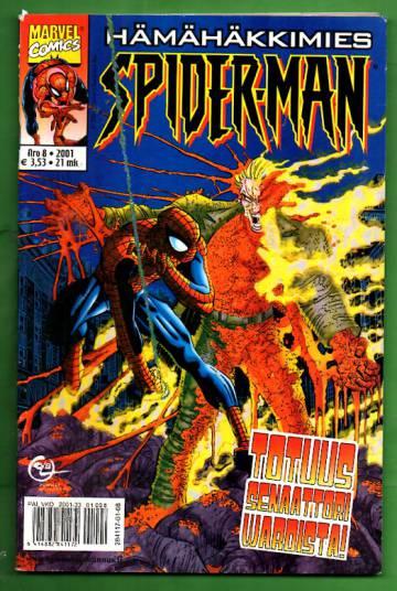 Hämähäkkimies 8/01 (Spider-Man)