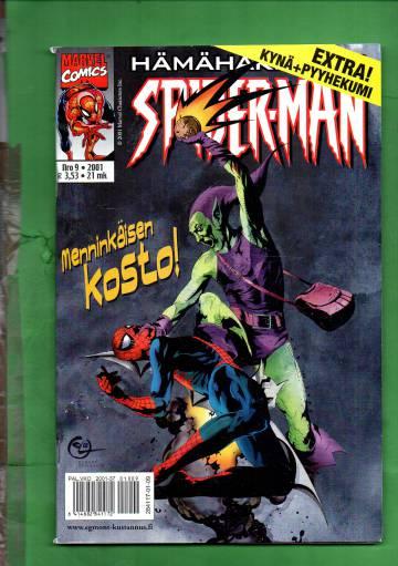 Hämähäkkimies 9/01 (Spider-Man)