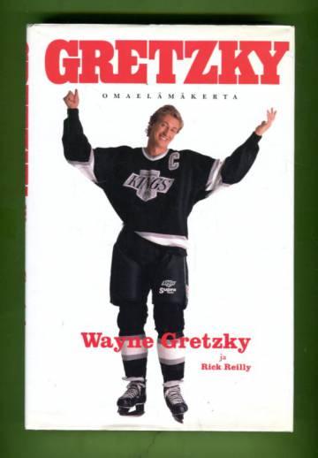 Gretzky - Omaelämäkerta