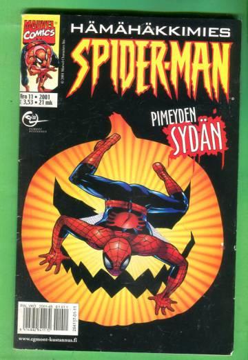 Hämähäkkimies 11/01 (Spider-Man)