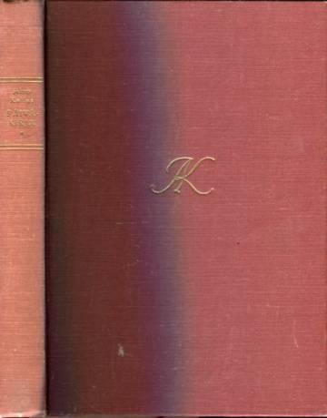 Päiväkirja vuosilta 1897-1906