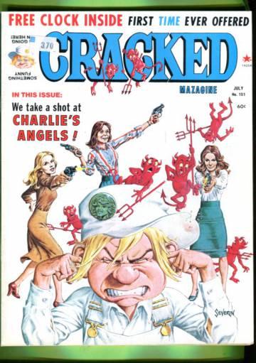 Cracked #151 Jul 78