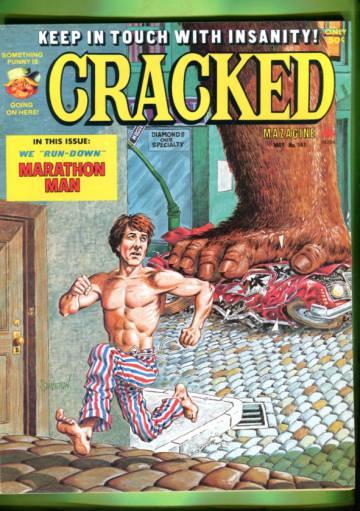 Cracked #141 May 77
