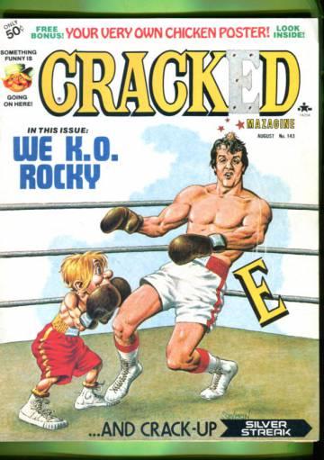 Cracked #143 Aug 77