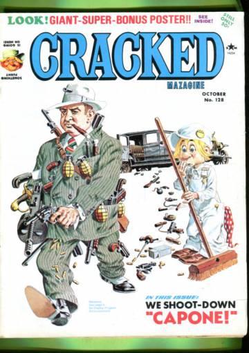 Cracked #128 Oct 75