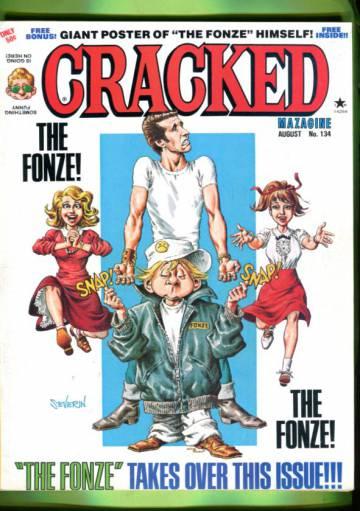 Cracked #13 Aug 76