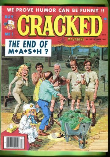 Cracked #190 Oct 82