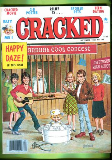 Cracked #189 Sep 82