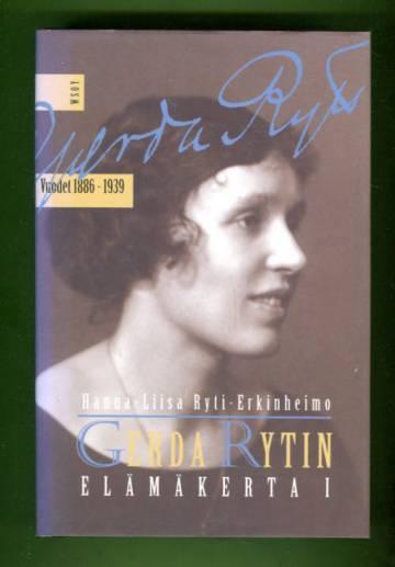 Gerda Rytin elämäkerta 1