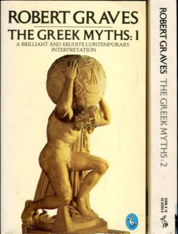 The Greek Myths 1-2