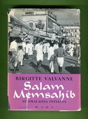 Salam Memsahib - Suomalaisia Intiassa