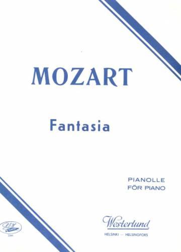 Fantasia - Pianolle / För piano