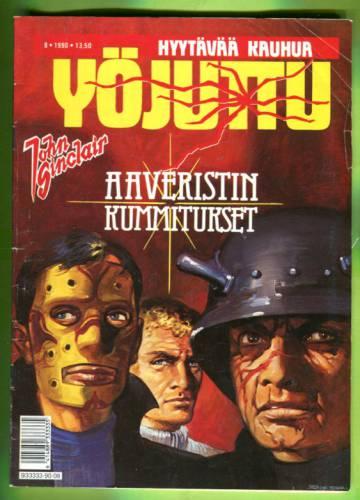 Yöjuttu 8/90 - Aaveristin kummitukset