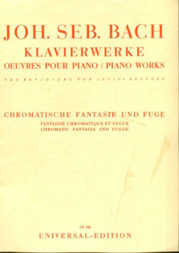 Klavierwerke - Ouvres Pour Piano / Piano Works