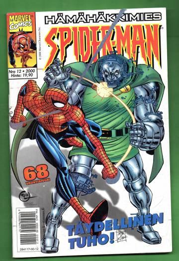 Hämähäkkimies 12/00 (Spider-Man)