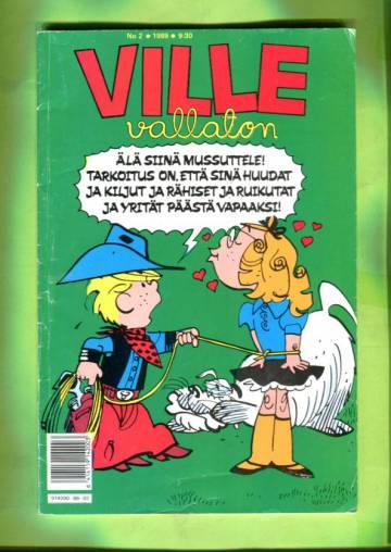 Ville Vallaton 2/89