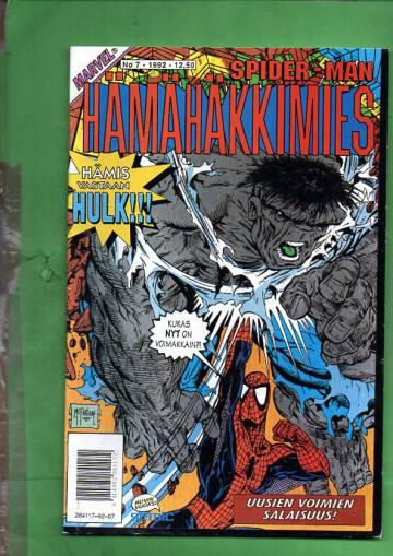 Hämähäkkimies 7/92 (Spider-Man)