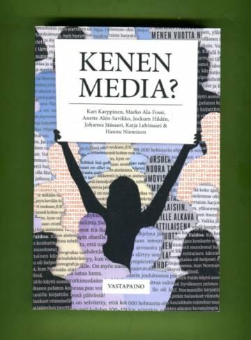 Kenen media? - Johdatus viestintäpolitiikan tutkimukseen