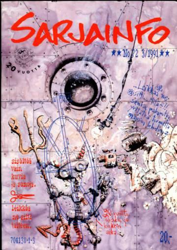 Sarjainfo 3/91 (Nro 72)