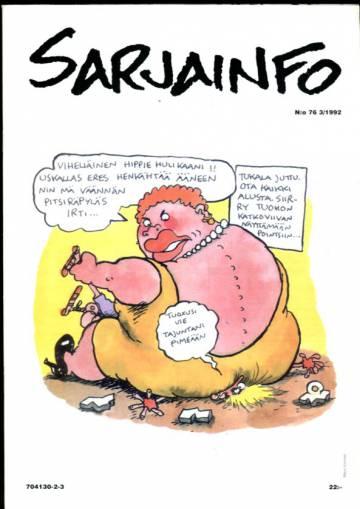 Sarjainfo 3/92 (Nro 76)