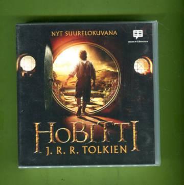 Hobitti (cd-äänikirja)