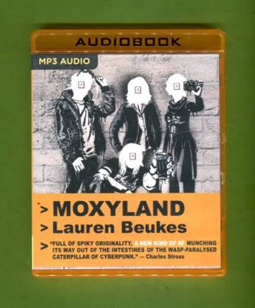 Moxyland (MP3 audiobook)