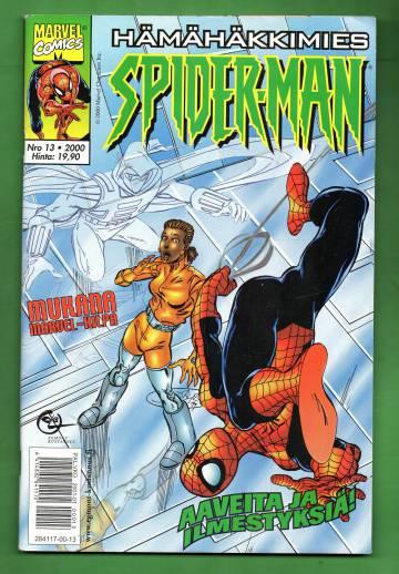 Hämähäkkimies 13/00 (Spider-Man)