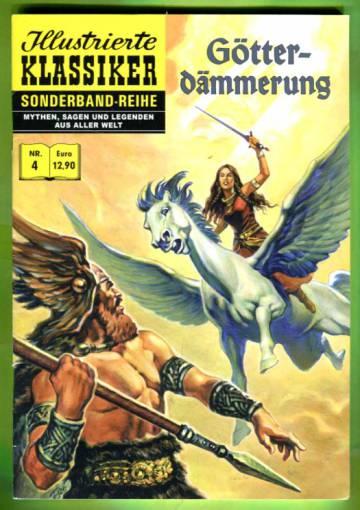 Illustrierte Klassiker 4 - Götterdämmerung