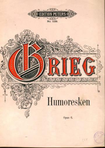 Humoresken für das Pianoforte, Op. 6