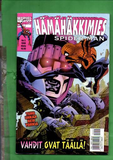 Hämähäkkimies 5/98 (Spider-Man)
