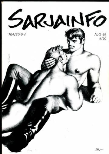 Sarjainfo 4/90 (nro 69)