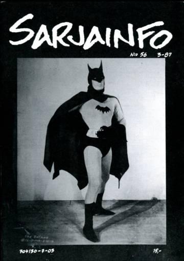 Sarjainfo 3/87 (nro 56)