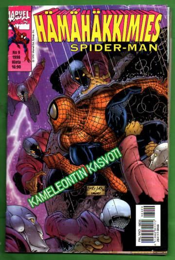 tHämähäkkimies 9/98 (Spider-Man)