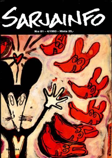 Sarjainfo 4/93 (nro 81)