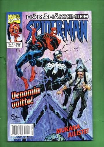 Hämähäkkimies 7/00 (Spider-Man)