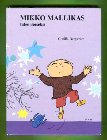 Mikko Mallikas tulee iloiseksi