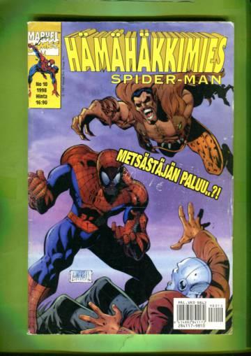 Hämähäkkimies 10/98 (Spider-Man)